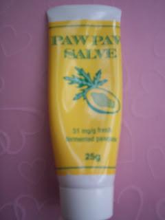 Paw Paw Salve
