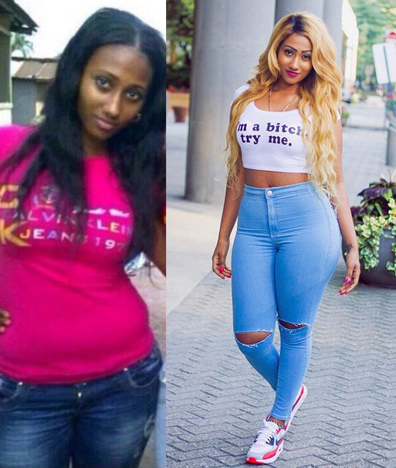 How Hajia4Real Used to Look Like | Welcome to Lionel