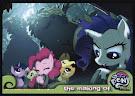 My Little Pony Mud Trolls MLP the Movie Trading Card