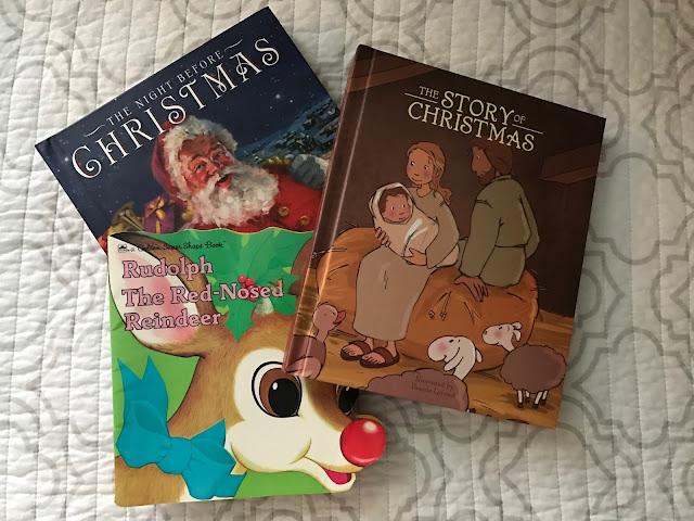 Christmas children's books