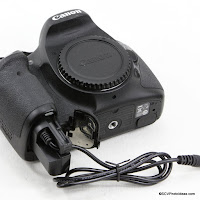 ACK-E6 compatible AC to DC Coupler for Canon Review
