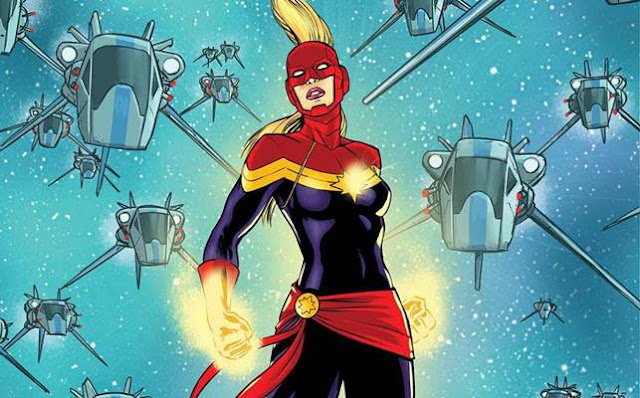 Fakta Captain Marvel