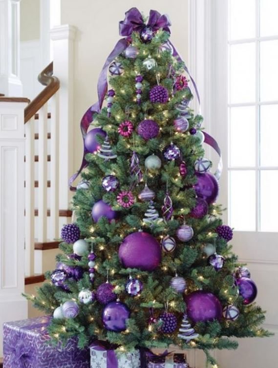 Elegant Artificial Christmas Trees