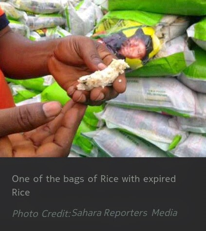 patience jonathan expired rice bayelsa