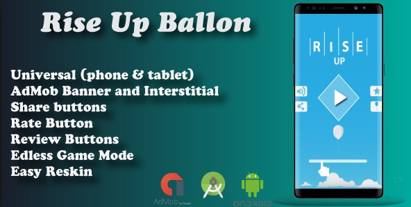 Rise Up Ballon nulled, Rise Up Ballon free download, Rise Up Ballon codecanyon nulled
