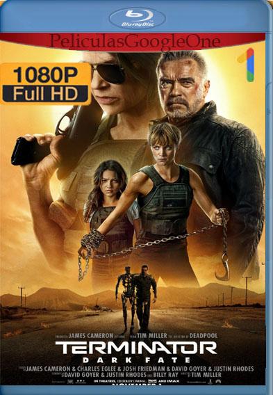 Terminator Destino Oculto (2019) WEB-DL 1080p Latino Luiyi21