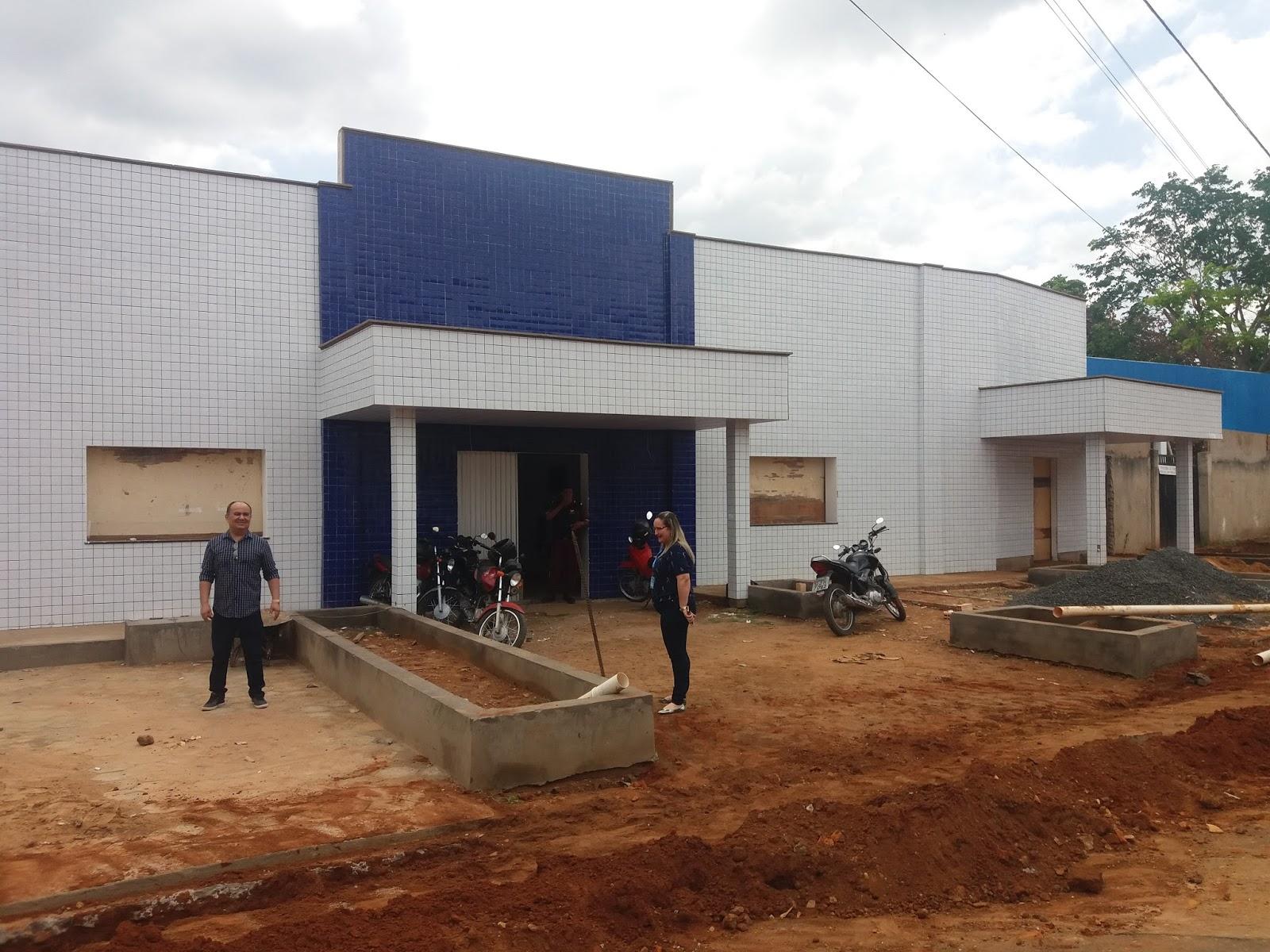 BARRA DO CORDA NEWS - O BLOG DO IVAN SILVA: Leocádio Cunha vistoria ...