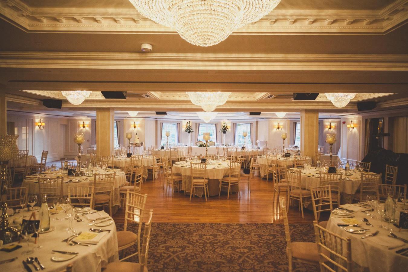 Castle Wedding Venues: Bellingham Castle Wedding Venue