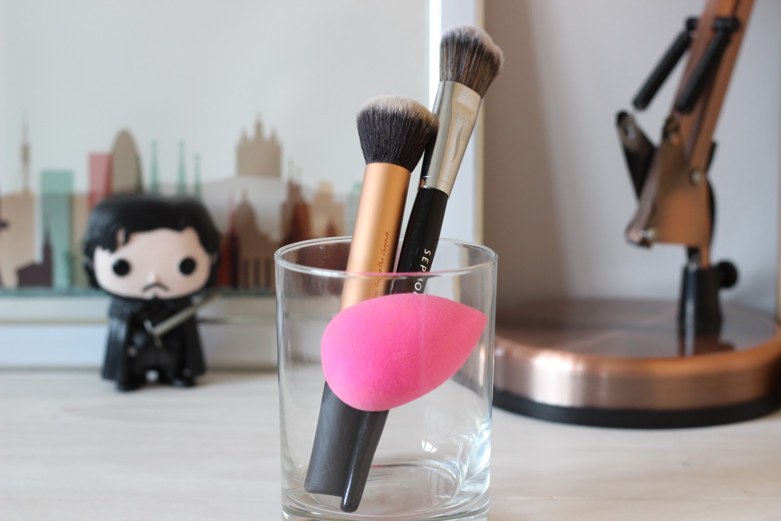 My Top 3 Foundation Brushes/ Tools