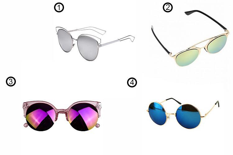 пляжная мода, пляжная одежда, модные очки, что надеть на пляж
