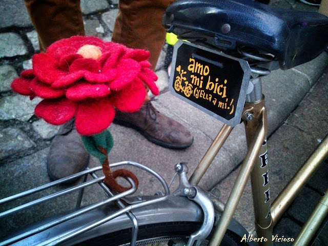 Alberto Vicioso salamanca bici