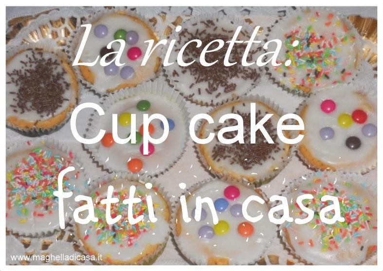 Cup cake fatti in casa maghella di casa - Profumatori ambiente fatti in casa ...