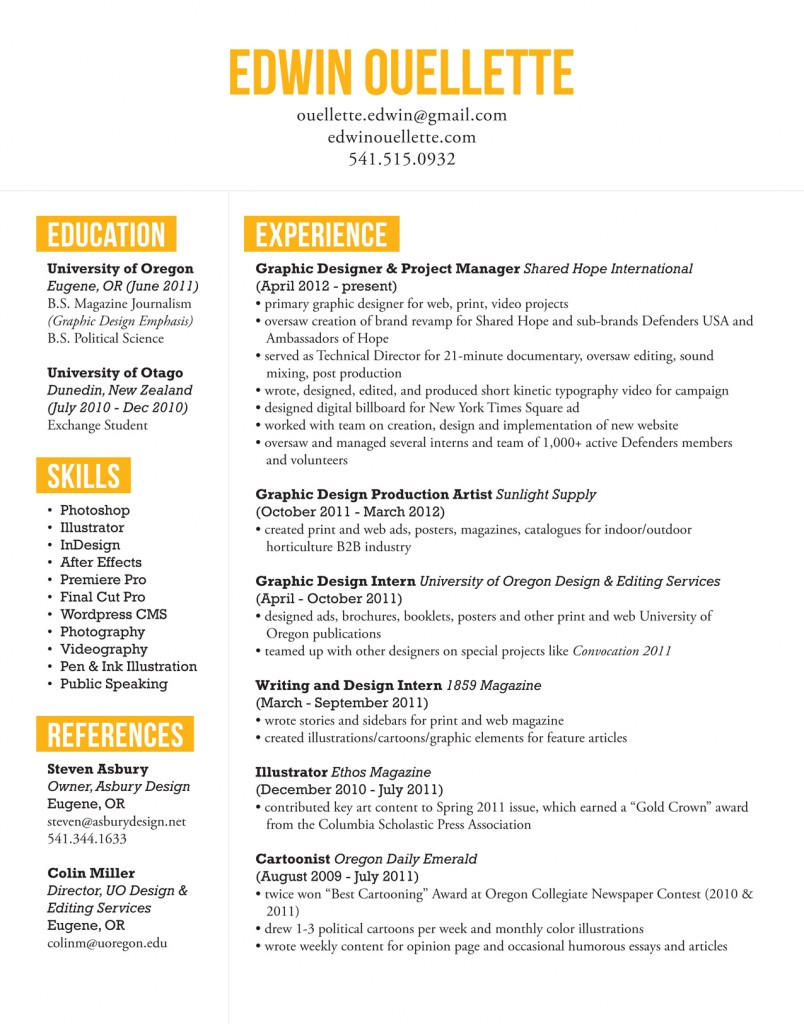 how to make your resume look good professional resumes example