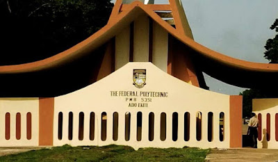 Federal Poly Ado-Ekiti Change of Course Form 2020/2021