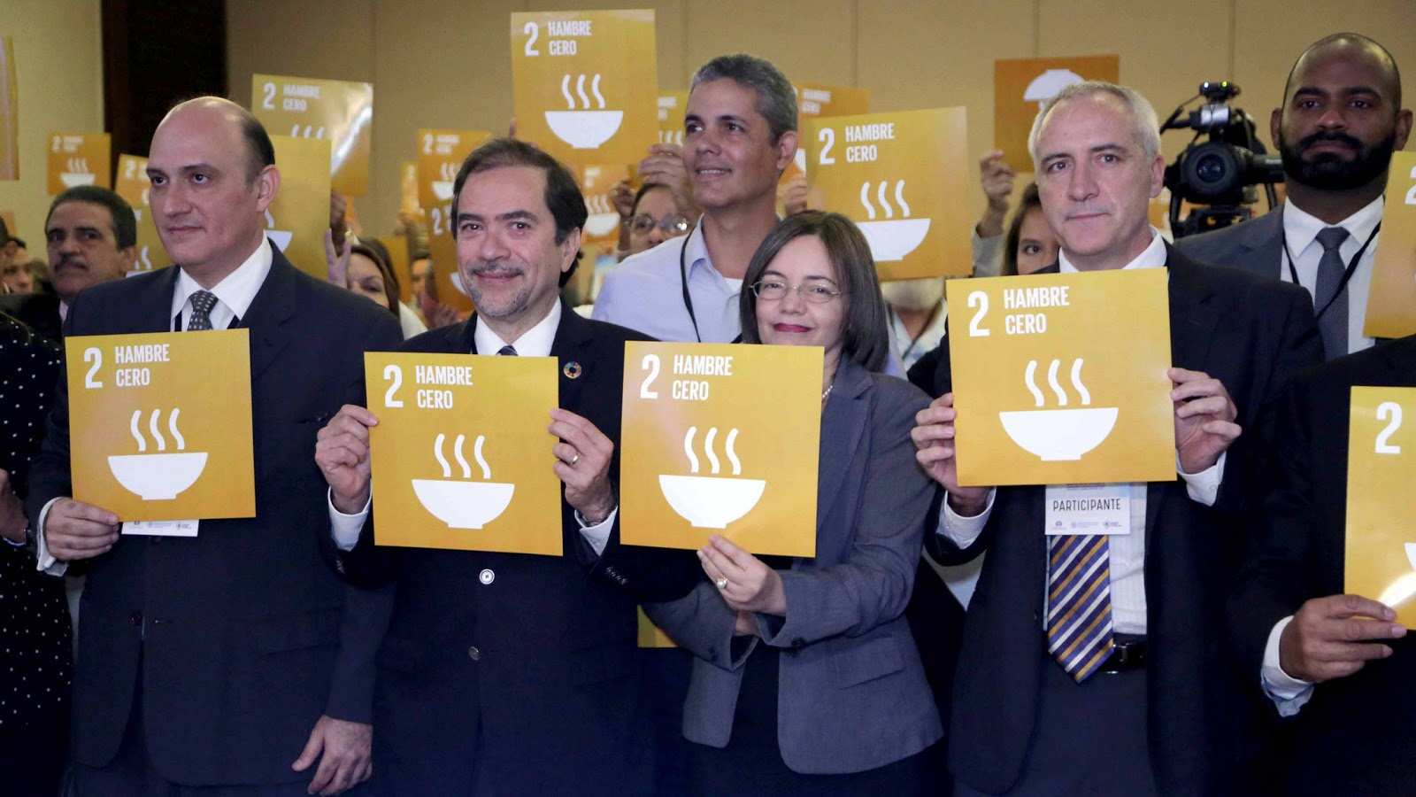 Gobierno y organismos internacionales refuerzan estrategias para erradicar el hambre al 2030