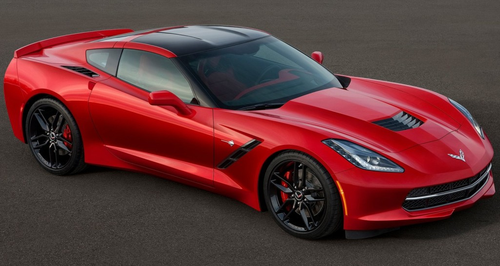 The Seventh Generation Corvette 2016 Chevrolet Z07 Is Being Kept Under Lock And Key By Car Manufacturer