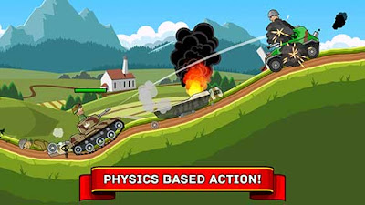 Hills of Steel Apk + Mod Money for Android Offline