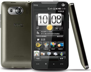 HTC T9199 Smartphone Overview