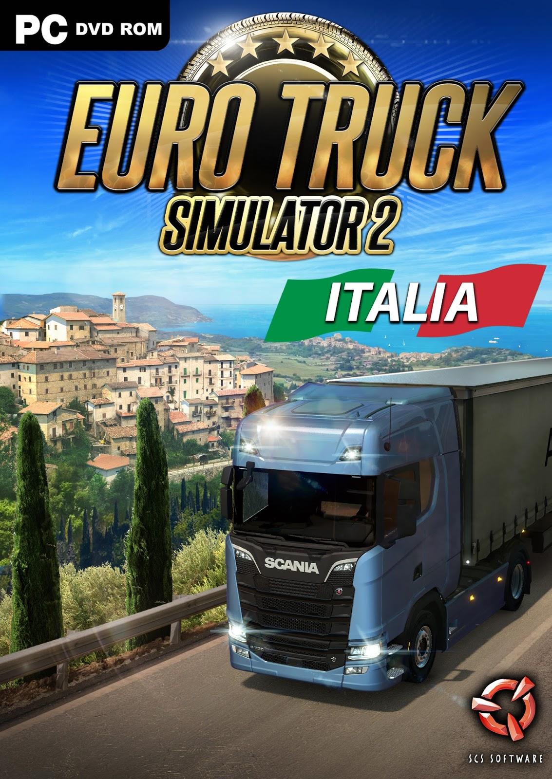 euro truck simulator 2 italia come