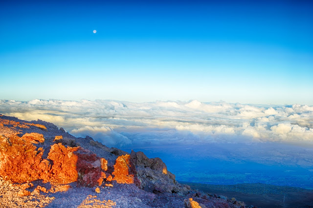 Haleakalā National Park sunrise