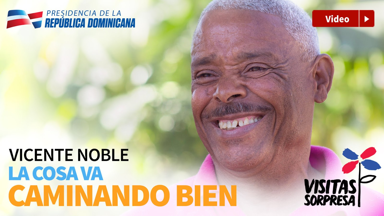 VIDEO: Vicente Noble. La cosa va caminando
