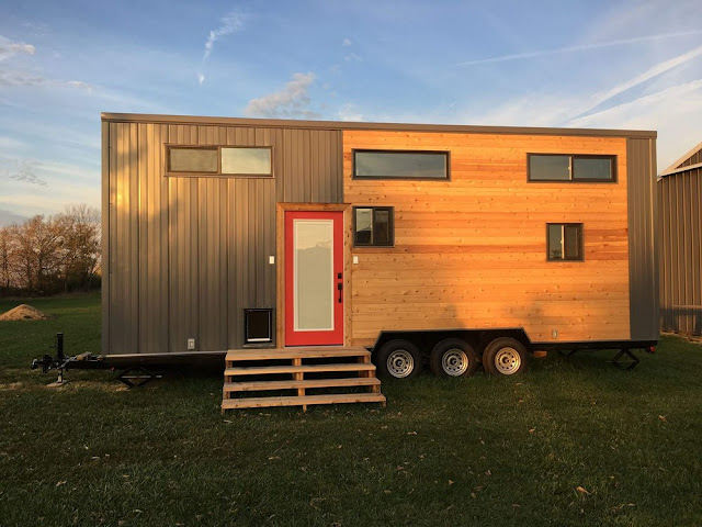 Expedition - Maverick Tiny Homes