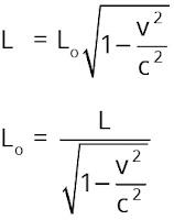 Jawaban soal relativitas nomor1