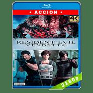 Resident Evil: Vendetta (2017) 4K Audio Dual Latino-Ingles