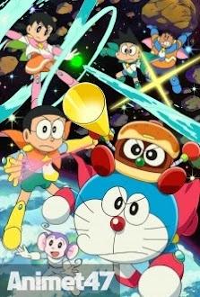 Doraemon: Nobita -Vũ Trụ Anh Hùng Kí - Doraemon: Nobita no Space Heroes 2015 2015 Poster