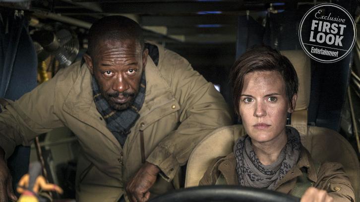 Fear The Walking Dead - Season 4 - First Look Photos + Premiere Date *Updated*