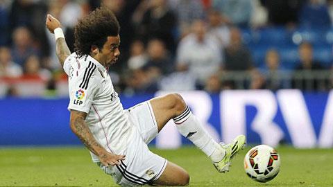 Hậu vệ tài năng Marcelo
