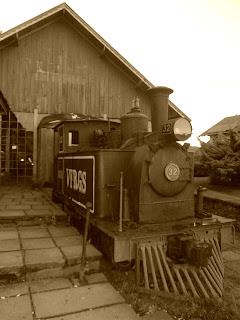Casa do Artesão: Onde Funcionava A Estação Ferroviária de Canela
