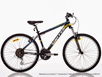 Sepeda Gunung UNITED COMRADE XC72 - XC Hard Tail Series