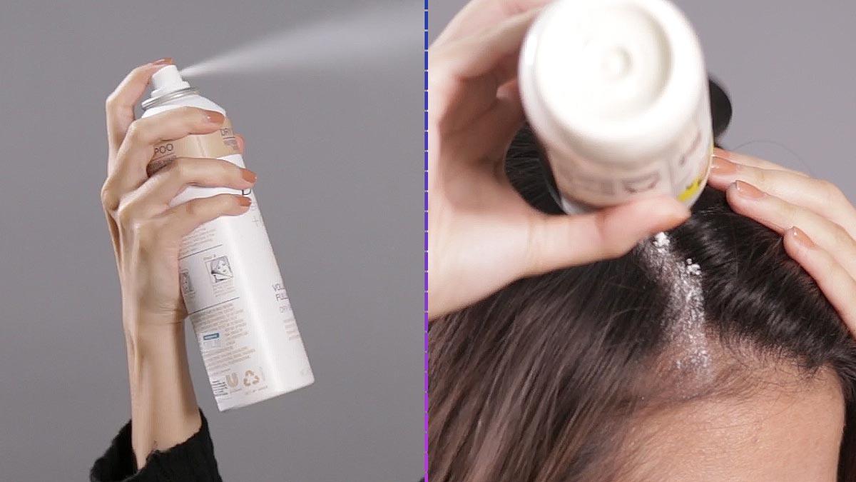 Make Use Of Dry Shampoo