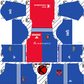 and the package includes complete with home kits Baru!!! FC Basel 2018/19 Kit - Dream League Soccer Kits