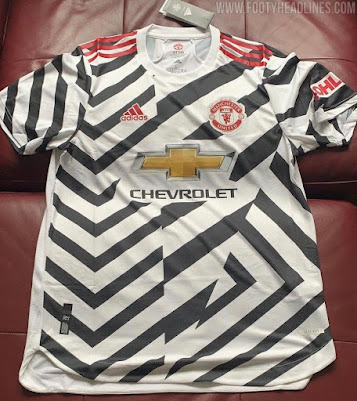 Did Adidas Steal The Manchester United 20 21 Third Kit Design Footy Headlines