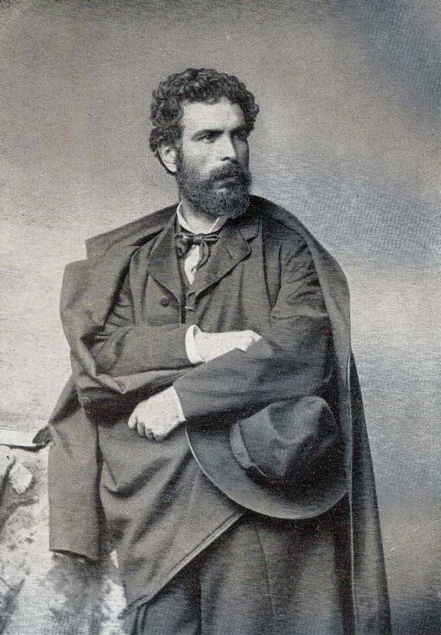 Nikolaos Gyzis Greek painter C E