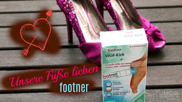 footner Vital-Kick für die Füße