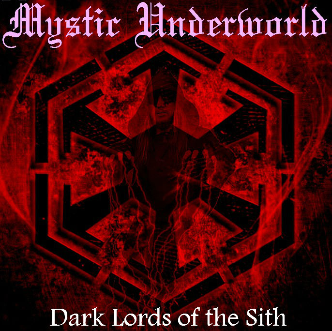 Dark Lords of the Sith Front Cover