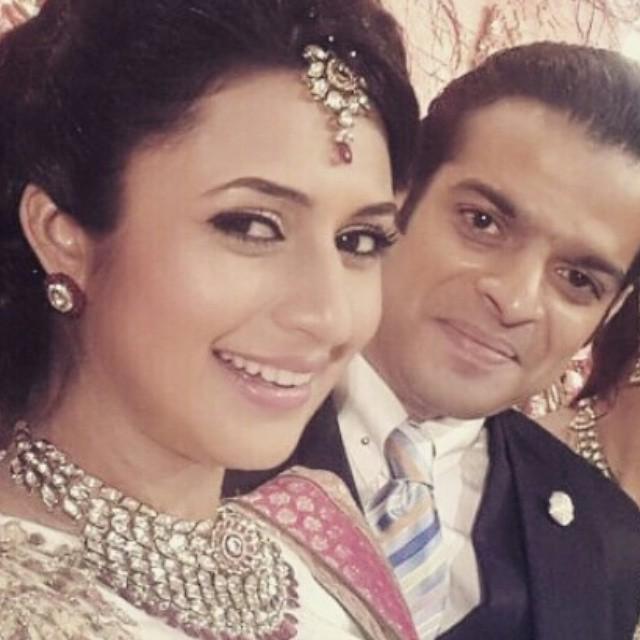💑💑💑😀😀 is r ra li c ious , divyanka tripathi , karan 8 , reception ny t , best jodi ,, Divyanka Tripathi Pics from Karan Patel's Wedding