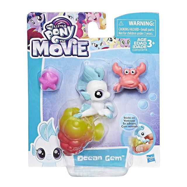 My Little Pony the Movie Ocean Gem Baby Seapony