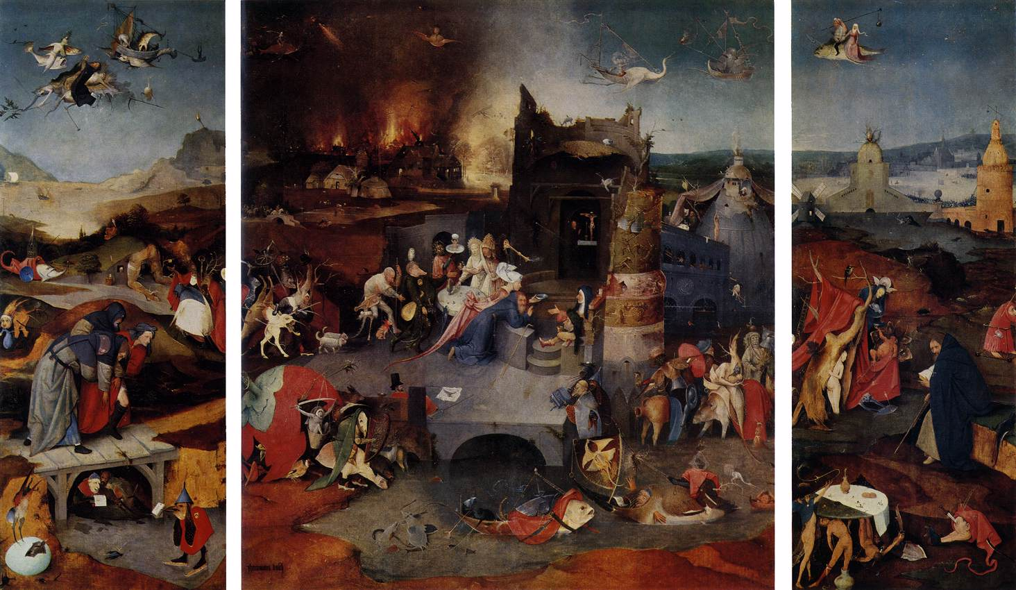 Biography of Hieronymous Bosch