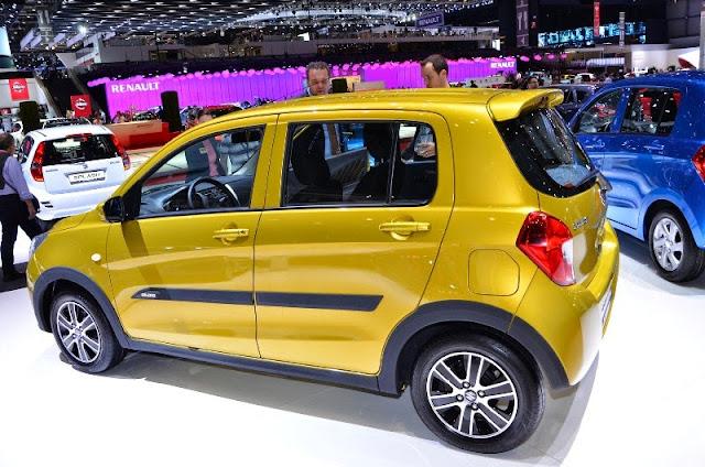 Gambar Mobil Suzuki Celerio