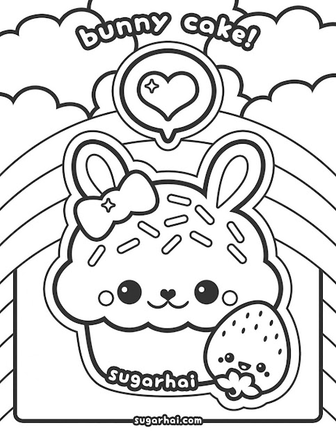 Kawaii Coloring Pages Kawaii Coloring Pages Coloring Pages Kids To Download