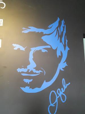 Sticker Kaca Kafe EKSIS Gegerkalong Bandung