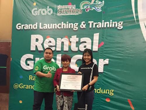 Sewa Grab wisata Bandung