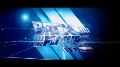 Back To The Future IV : 0000 Destination - Teaser