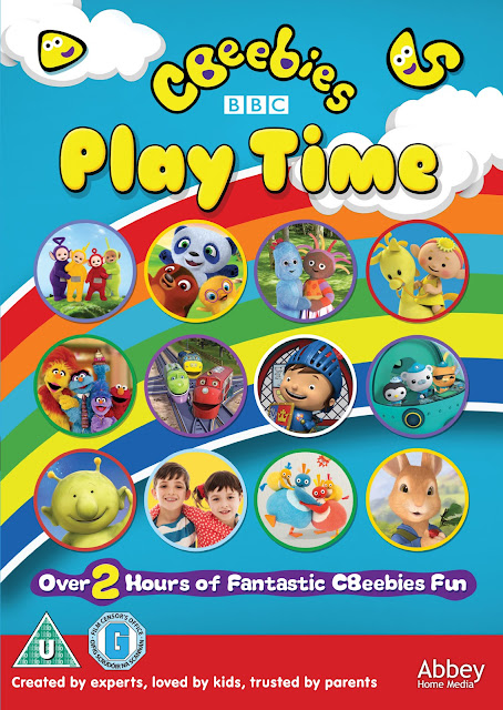 CBeebies Play Time DVD cover