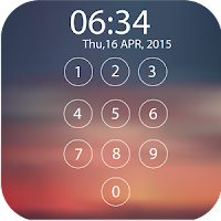 Lock screen password Apk