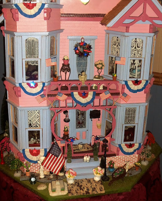 Patriotic Doll House, 2018